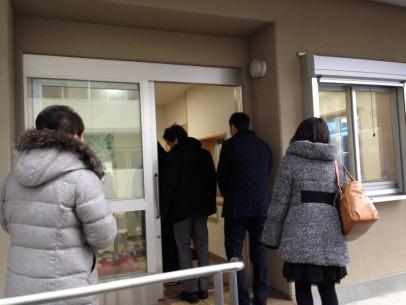 釜石市災害公営住宅