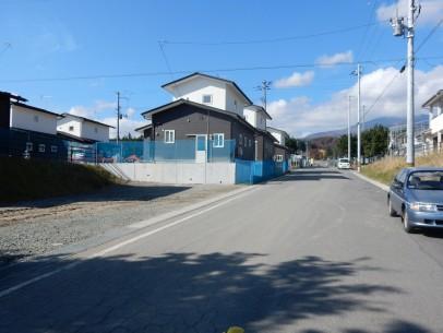 大玉村の復興公営住宅建設、着々と。
