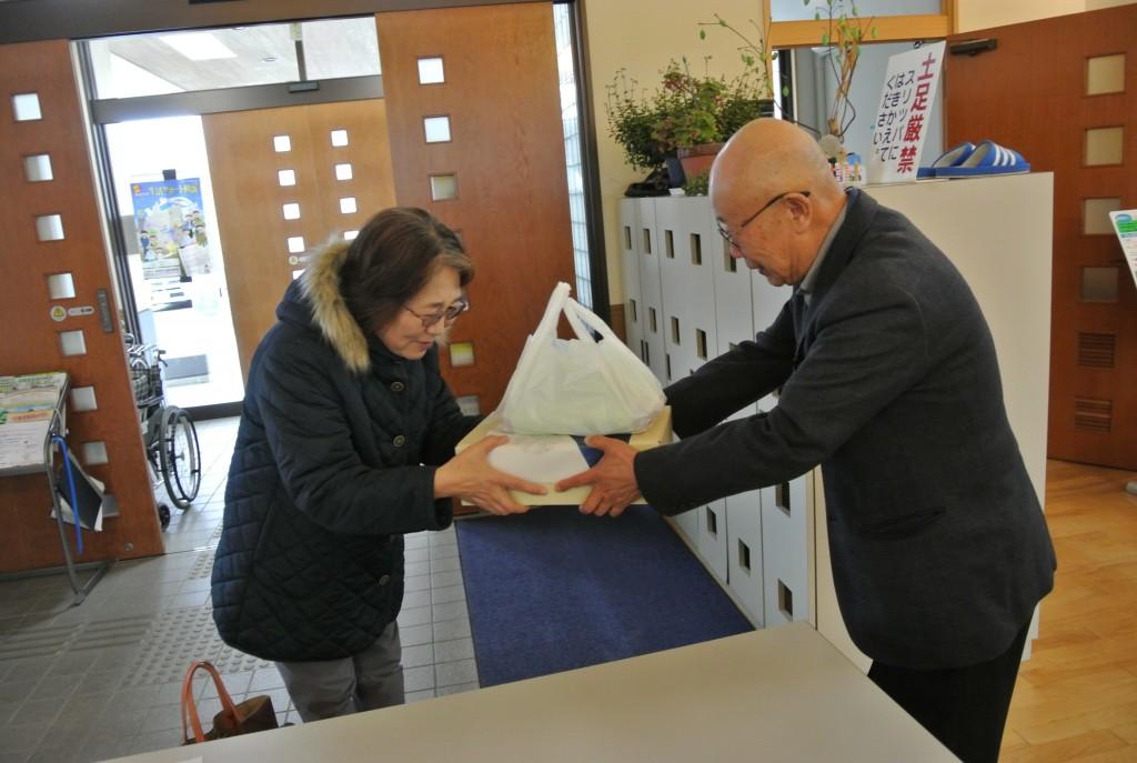 年越しそば・お節料理配布で避難者と地域住民との交流を―西郷村社会福祉協議会―