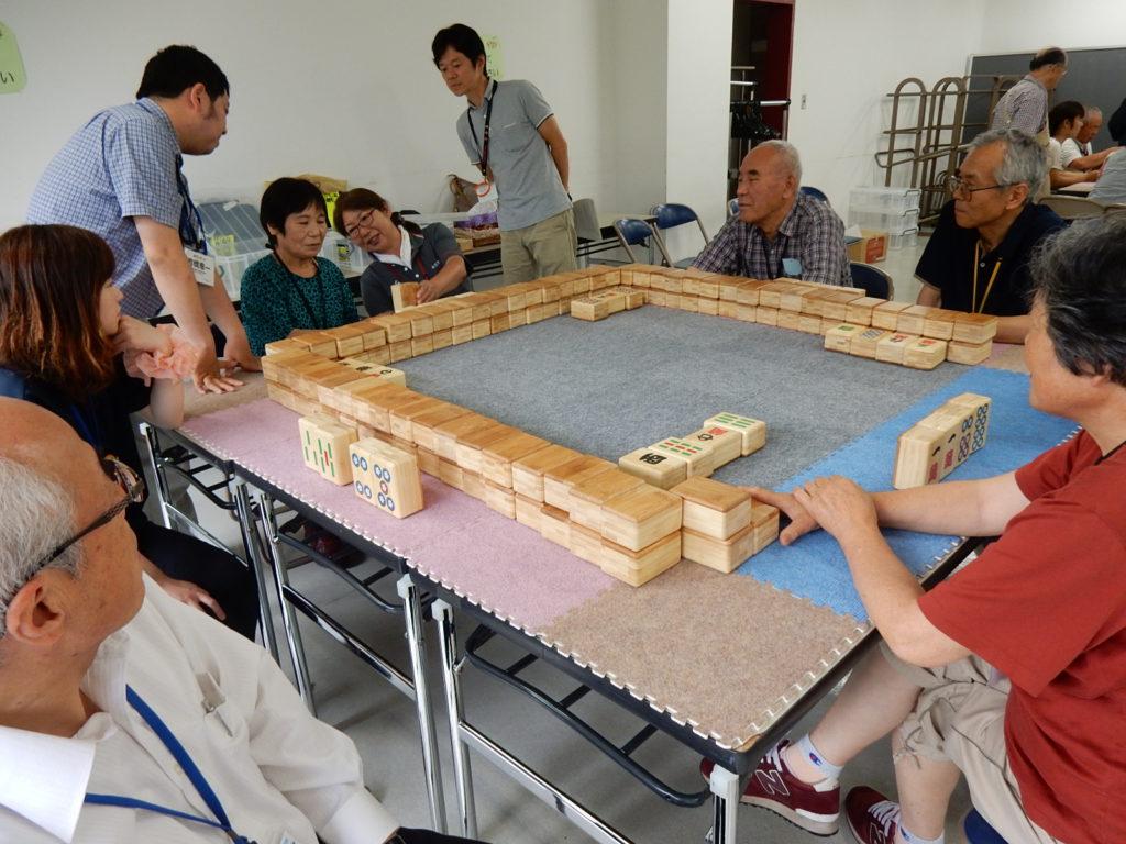 ④会津若松市社会福祉協議会―小法師サロンを視察して