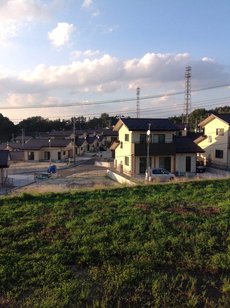 葛尾村復興公営住宅 (三春町恵下越)
