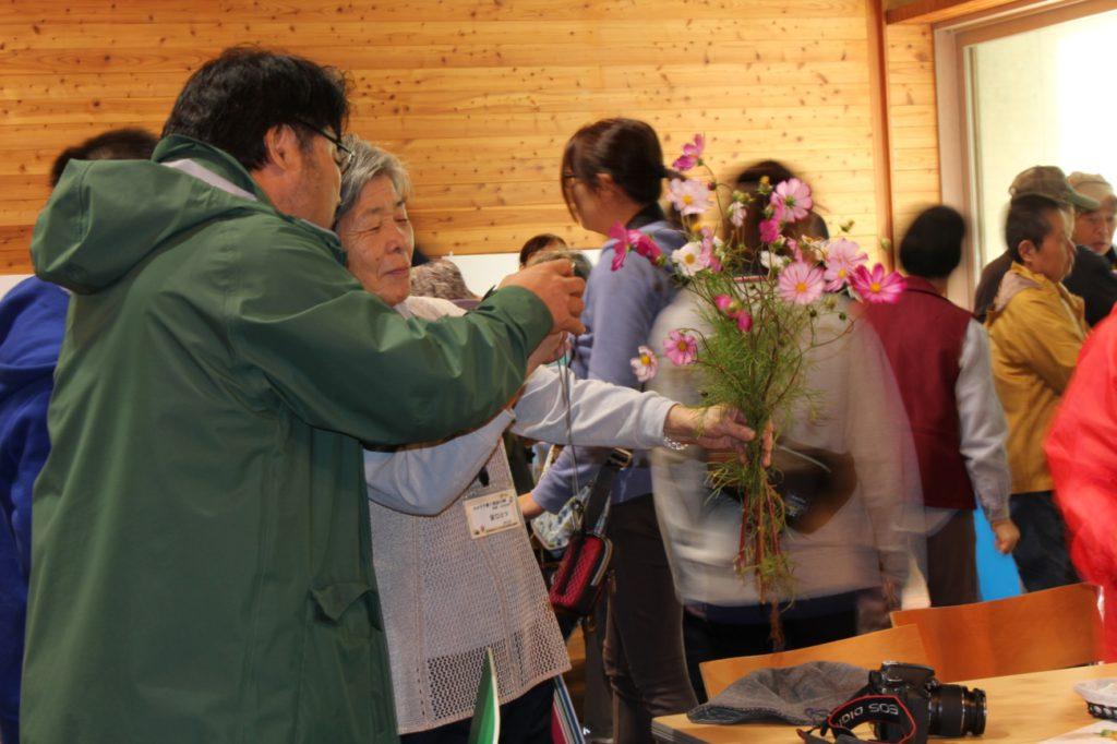 「カメラで繋ぐ福島の絆」秋風開催 ~大玉村社会福祉協議会~
